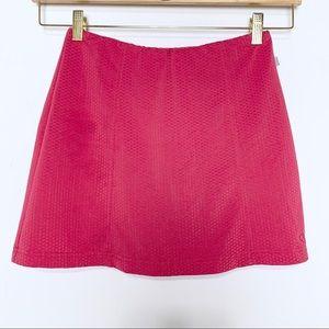 Nike Sphere Athletic Skort Tennis Skirt Pink (S)